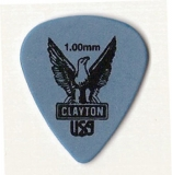 Pick Clayton Standard, blau
