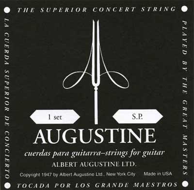 Augustine Concert Schwarz, light