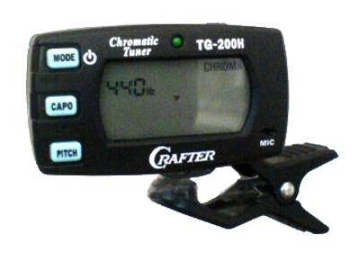 Crafter Cliptuner TG200H