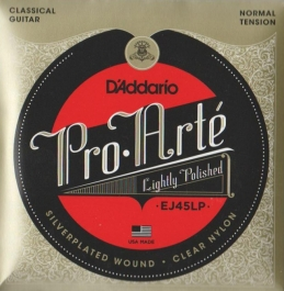 DAddario-EJ45LP Pro Arte Classical Guitar Longplay Composites, normal