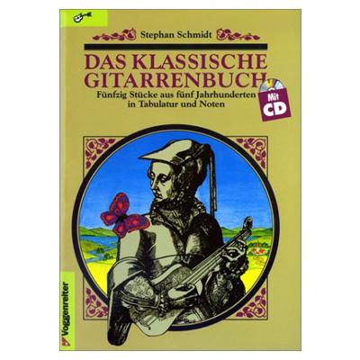 VOGG0244-8 Das klassische Gitarrenbuch, Stephan Schmidt