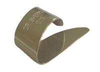 Daumenpick aus Metall