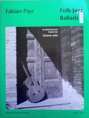 K&N1107 Folk-Jazz Ballads 1, Fabian Payr