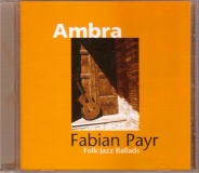 CD Folk-Jazz Ballads, Fabian Payr