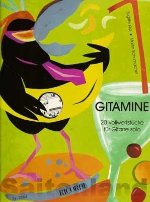 SY2564 Gitamine, Brigitte Kilp und Martin Schumacher