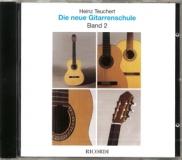 """CD zur """"Die neue Gitarrenschule"""" Band2 von Heinz Teuchert"""