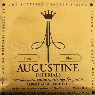 Augustine Imperials Blau, Carbon hard