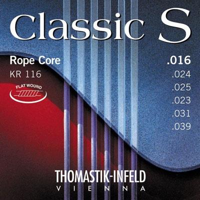 Thomastik Infeld Classic S - KR116, Ballend light