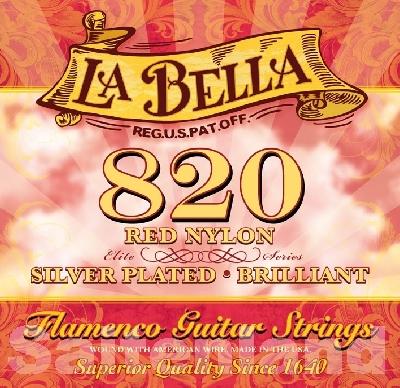 La Bella 820 Roter Nylon