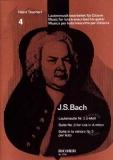 SY2216 Lautensuite 3 a-Moll, Bach, überarbeitet von Heinz Teuchert