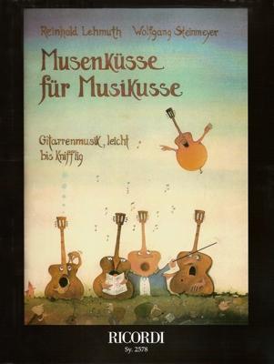 SY2578 Musenküsse für Musikusse, Reinhold Lehmuth und Wolfgang Steinmeyer