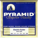Pyramid Superior-Quality Pure Nickel 400100, .008-.038w extra light