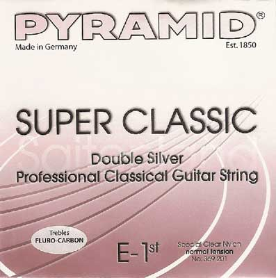 Pyramid Super Classic Double Silver Carbon C369200, normal