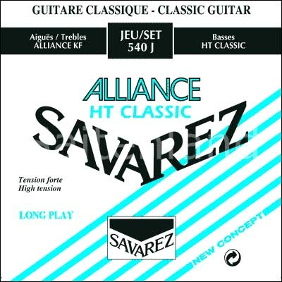 Savarez Alliance HT Classic 540J, Carbon hard