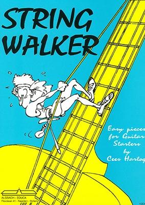 ALSBACH10514 String Walker, Cees Hartog