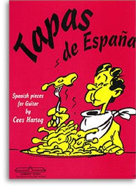 ALSBACH10591 Tapas de Espana, Cees Hartog