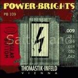 Thomastik Power Brights Regular Bottom PB109, .009-.042 light