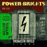 Thomastik Power Brights Regular Bottom PB110, .010-.045 medium light