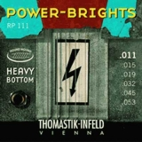 Thomastik Power Brights Heavy Bottom RP111, .011-.053 medium