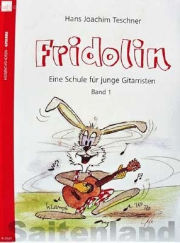 Fridolin Band 1 mit CD, N2500