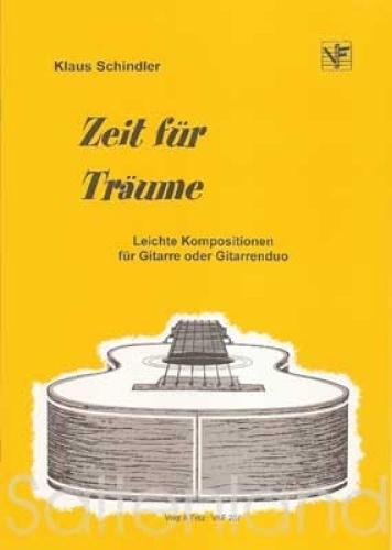 VOGT207 Zeit für Träume, Klaus Schindler