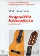 SY2652 Ausgewählte Folklorestücke, Maria Linnemann