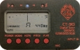 Fire Stone CT-30 Digital Tuner, 433-447 Hz