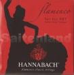 Hannabach Flamenco-827SHT, präsionsrund extra hard