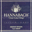 Hannabach Custom Made 728MT