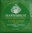 Hannabach Pure Gold 825MT
