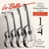La Bella FG 114 Konzert 1/4