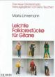 SY2469 Leichte Folklorestücke für Gitarre, Maria Linnemann