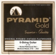 Pyramid Gold Original Vintage Flatwounds 414 100