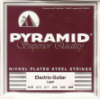 Pyramid Nickel Plated Steel 431100, .010-.046w light