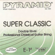 Pyramid Double Silver Carbon C368200 Low Tension