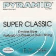 Pyramid Double Silver Carbon C370200 Hard Tension