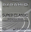 Pyramid Super Classic Sterling Silver Nylon 377200 Hard Tension