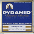 Pyramid Jazz Superior-Quality Pure Nickel 403 100, .011-.048w Jazz