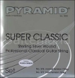 Pyramid Super Classic Sterling Silver Carbon C377200 Hard Tension