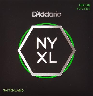 DAddario NYXL0838 Nickel Round Wound .008-.038 extra super light