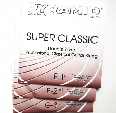 Pyramid Super Classic Diskant, 369201-3 normal