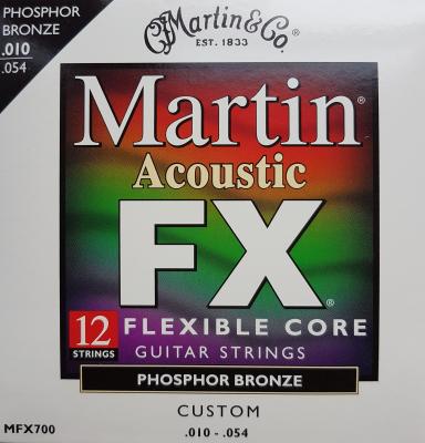 Martin MFX-700 Extra Light 12-Strings
