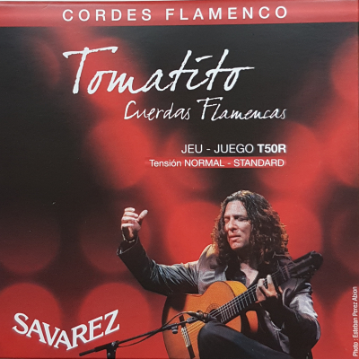 Savarez Tomatito Flamenco T50R normal
