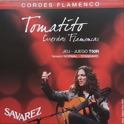 Savarez Tomatito Flamenco T50R normal