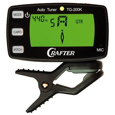 Crafter Cliptuner TG-200K