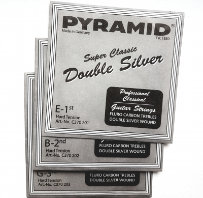 Pyramid Super Classic Carbon-Diskant, C370201-3 / C377201-3 hard