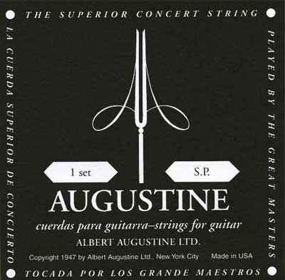 Augustine Concert Schwarz, Rot, Blau