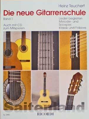 Gitarrenschulen