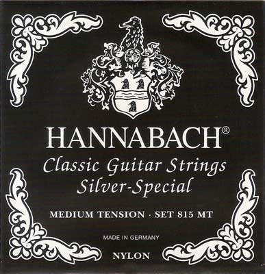 Hannabach Silver Special 815MT
