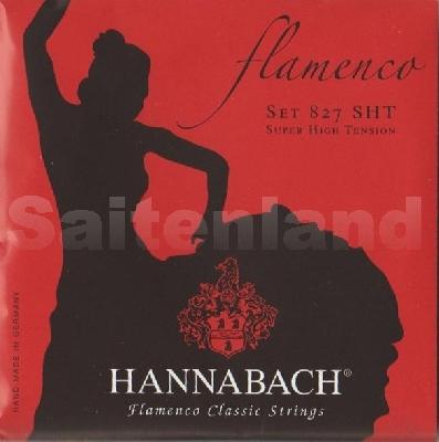 Hannabach Flamenco 827SHT